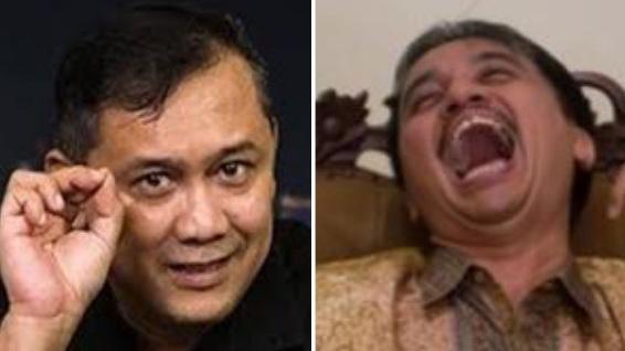 Roy Suryo Kirim Surat Terbuka untuk Jokowi, Denny Siregar: Gimana Kabar Panci, Sudah Dikembalikan ke Kemenpora?