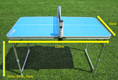 Mini ping pong table end 9 25 2016 5 15 pm for Small ping pong balls