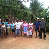 Project finished providing a new water supply for the 60 people in the village
