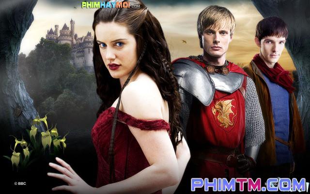 Xem Phim Đệ Nhất Pháp Sư 1 - Merlin Season 1 - phimtm.com - Ảnh 1