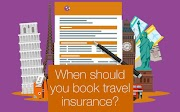 When is the best time to buy travel insurance?