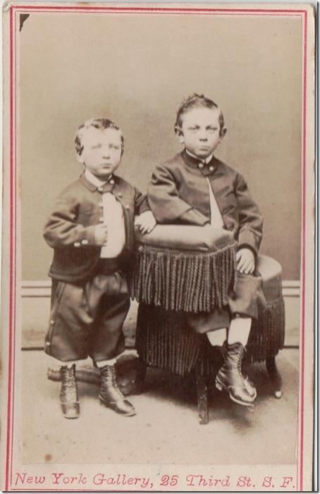 Unidentified Boys