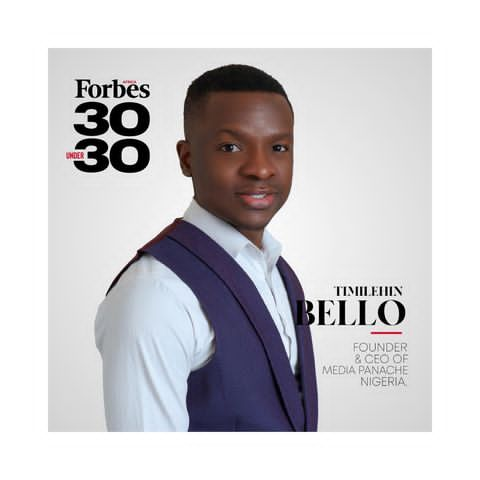 Young Nigerian Entrepreneur, Timileyin Makes It To The Forbes 30 Under 30 List, Nigerian under 30 CEOs, SD News Blog