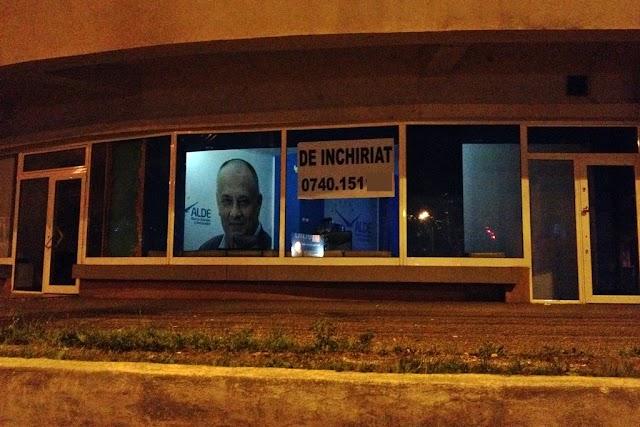 Poveste despre Băișanu, sediul ALDE, strategii de comunicare și promisiuni electorale