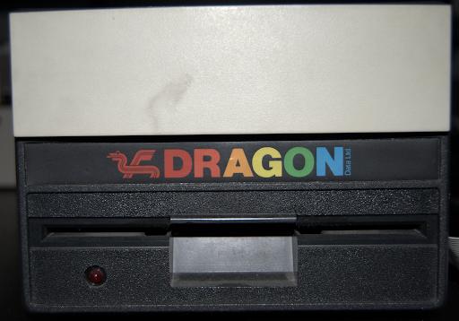 FDD 5,25'' for Dragon Computer