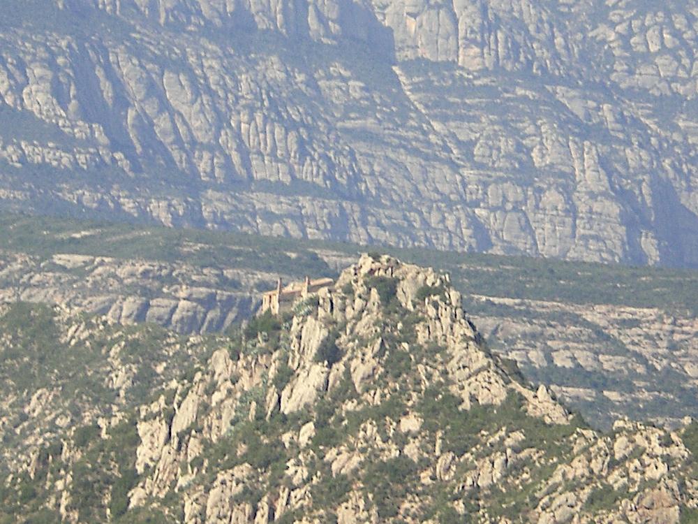 Sortida Sant Salvador de les espasses 2006 - CIMG8393.JPG