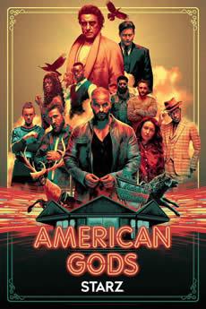 Baixar Série American Gods 2ª Temporada Torrent Dublado e Legendado Grátis