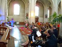 Tezē lūgšanu grupas pasākums Alberta baznīcā