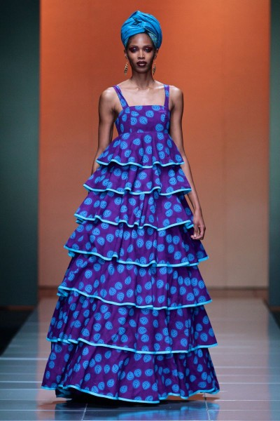 Shweshwe Dresses Styles For African Woman 4