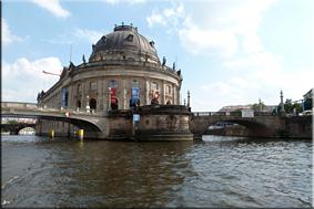 El Museo Bode (Bodemuseum) - Berlín'15