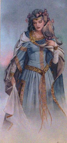 Ophelia, Wizards