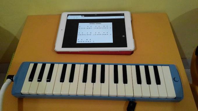 Belajar Bermain Pianika Untuk Perkembangan Anak
