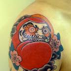 shoulder - tattoos for men