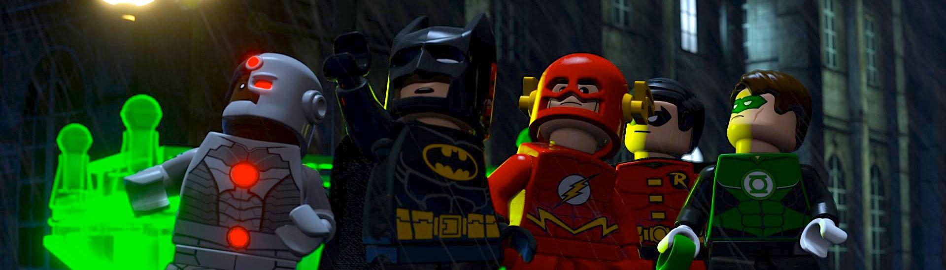 Baner filmu 'Lego Przygoda'