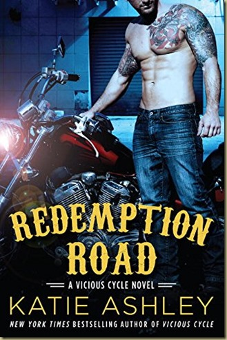 Redemption Road by Katie Ashley - Thoughs in Progress
