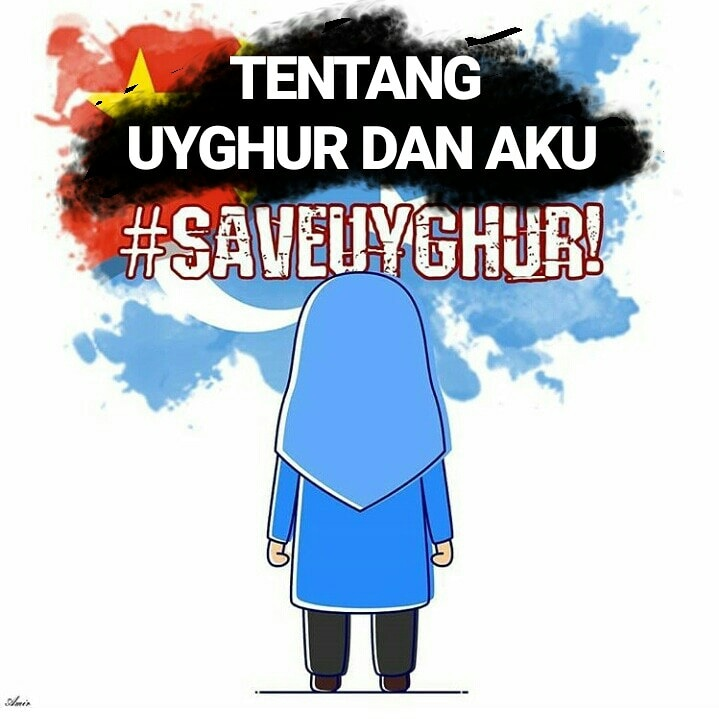 Antara Aku dan Uighur