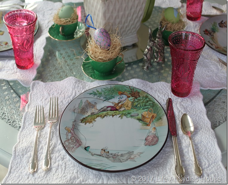 spring table plate 2