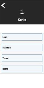 Download Englisch lernen Vokabeln - Kostenlose App For PC Windows and Mac apk screenshot 7