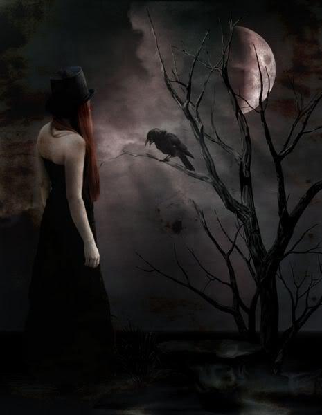 Pagan Princess And Moon, Moon Magic