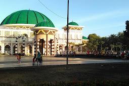 Hallo Metro Pagi (Masjid Taqwa)