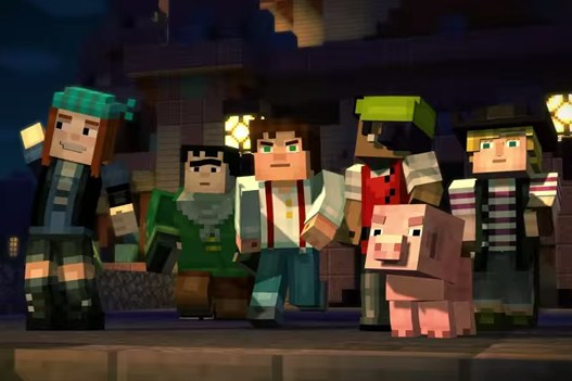 Minecraft Story Mode Episode 1-RELOADED PC Game Free