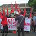 KPU Kabupaten Sukabumi Didemo Mahasiswa