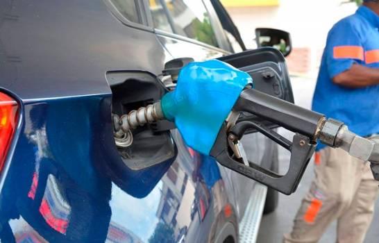 Por 7ma. semana dejan sin variación el precio de todos los combustibles