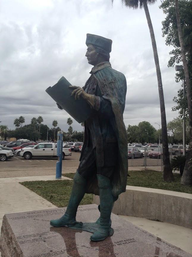 Jose de Escandon, University of South Texas by Mario Davila