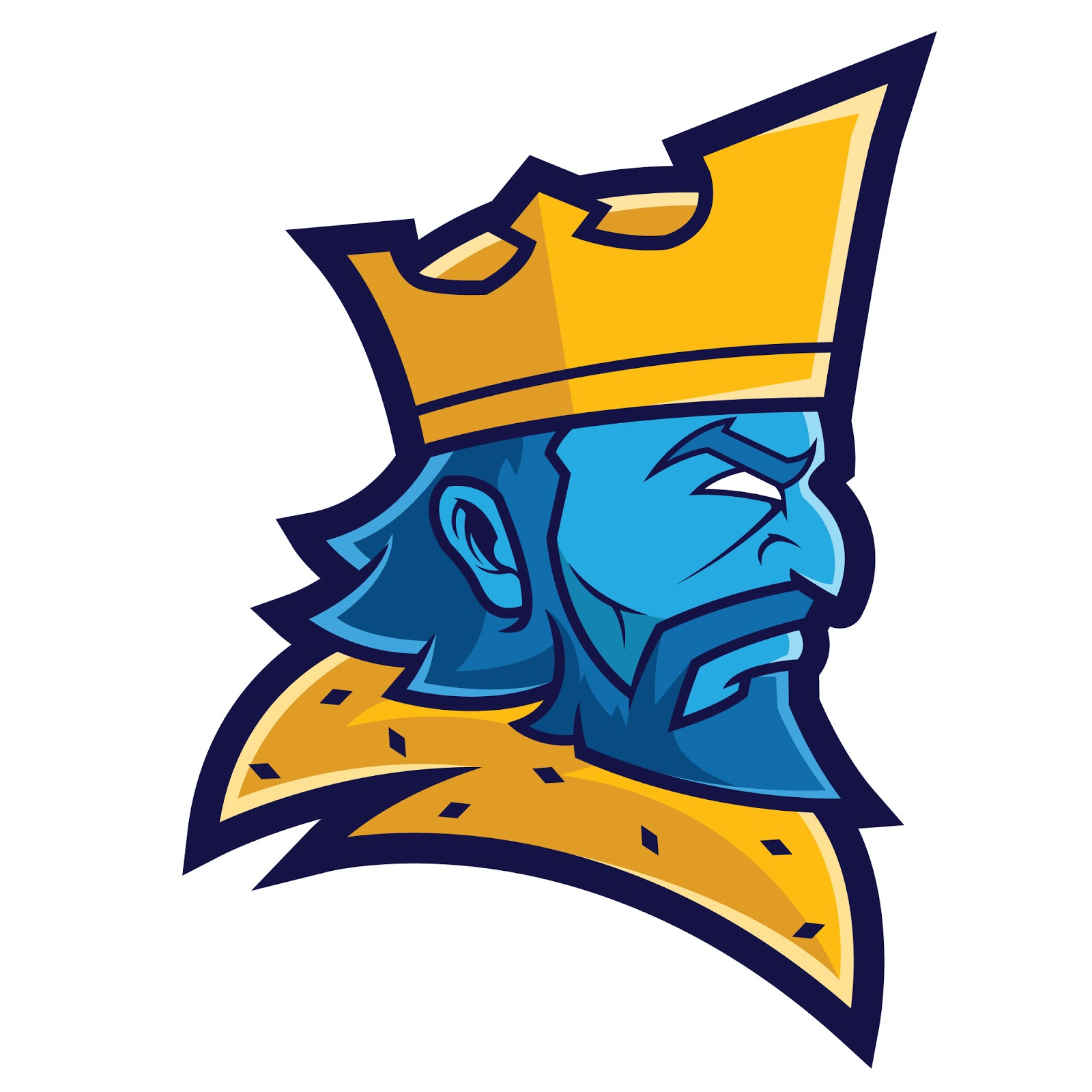 King Sports Logo Free Download Vector CDR, AI, EPS and PNG Formats