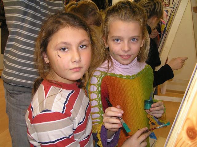 Kunstiosakonda sisseastunud laste pühitsemine - PB100357.JPG