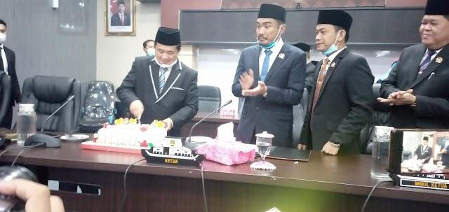 Lensa Foto DPRD Kota Banjarmasin Periode Januari 2021