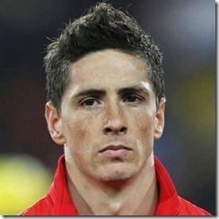 Fernando Torres Short Tapered Sides With Fohawk