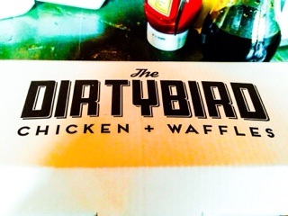 Dirty Bird Chicken and Waffles