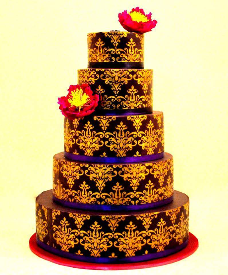 Dream Indian Wedding Wedding Cakes Designs And Bakers