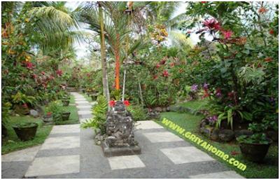 Tanaman Tropis Bali