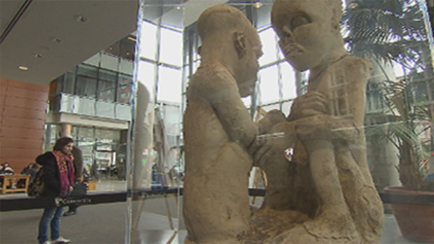 Sculpture mystery baffles Concordia researchers