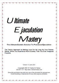 Cover of Chris Jackson's Book Ultimate Ejaculation Mastery