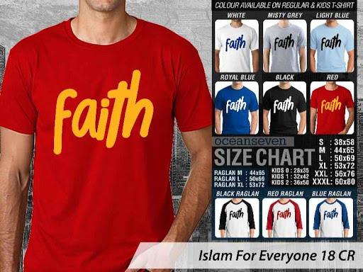 Kaos Distro Islami For Everyone 18 distro ocean seven