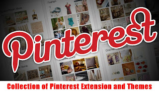 Pinterest Extension and Themes
