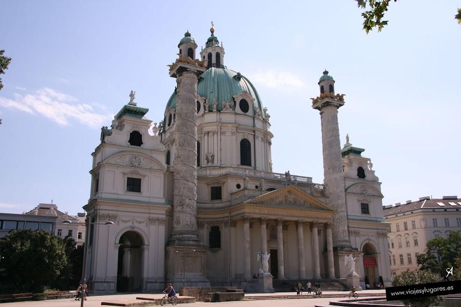 Iglesia la Karlskirche