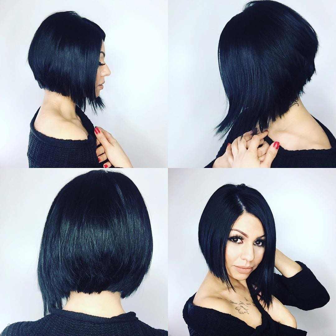 stacked bob haircut designs 2017 styles - Real Hair Cut