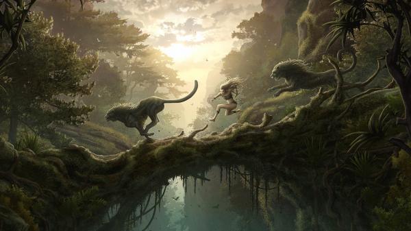 Mystical Lands Of Sorrow, Fantasy Scenes 2