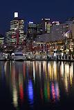 Sydney`s Darling Harbour (© 2010 Bernd Neeser)