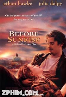 Trước Lúc Bình Minh - Before Sunrise (1995) Poster