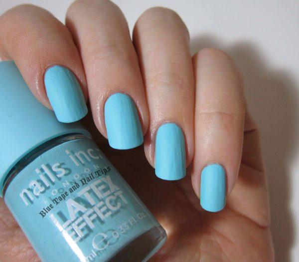 Best 40 Light Blue Nail Designs For 2018 Fashionre