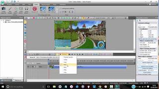 تحميل برنامج تحرير الفيديو VSDC Free Video Editor