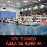XIV TORNEO VILLA DE BINÉFAR