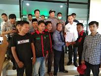 MAPERA : Aksi Tolak Rektor Asing. Diterma Anggota DPRD Provinsi SUL-SEL.