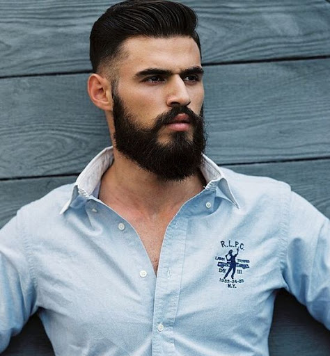 Marvelous 50 Top Beard And Mustache Styles In 2017 Fashionwtf Short Hairstyles For Black Women Fulllsitofus