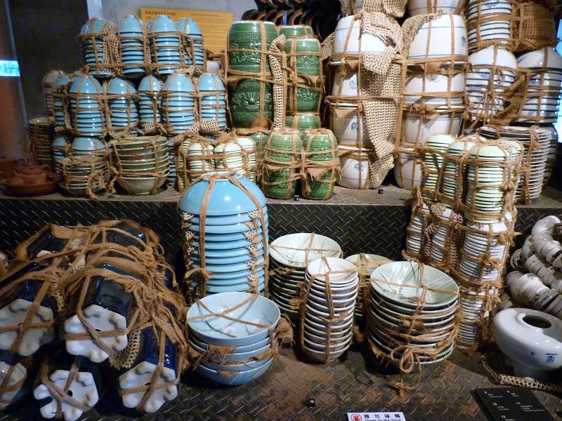Restaurant aborigene pres de Xizhi, Musée de la céramique Yinge - P1140775.JPG